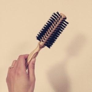 湯シャン派におすすめ!ブローブラシで髪のお手入れと使い方。