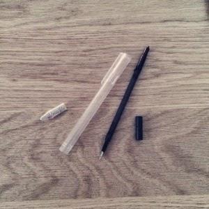 無印良品 ボールペン リフィル