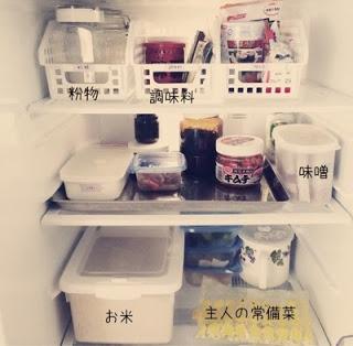 【キッチン収納】冷蔵庫の中身編。