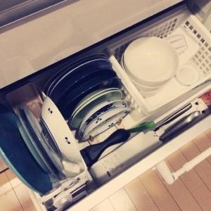 キッチン収納 アイディア 100均
