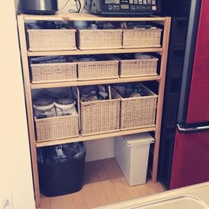 【キッチン収納】食器棚と食器編