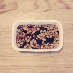 【常備菜】我が家の昆布豆レシピ、マメじゃなくても豆をたく。