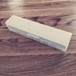 ラップの収納と無印良品ラップケース、キッチンをスッキリさせるには。