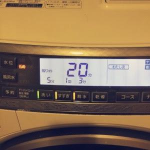 【洗濯時間短縮】当たり前の設定を見直してみること、脱水は3分で十分。