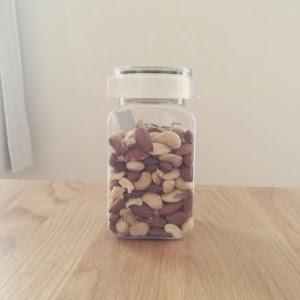 【砂糖断ち中のおやつ2】ミックスナッツと私の効果。