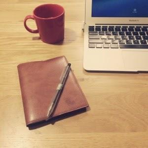 新月の願い事、書くことは叶うこと。
