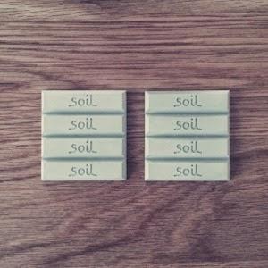 【soilの珪藻土乾燥剤】塩や砂糖の湿気対策に。