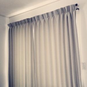 ニトリのカーテンが思った以上に良かった話。