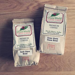 ハワイで美味しいコーヒーを楽しむ【グリーンワールドコーヒーファーム】