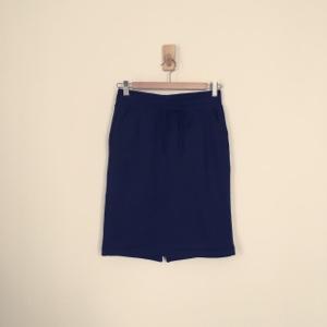 【ワードローブ】ユニクロの裏起毛付きスカートが暖かくて可愛い。