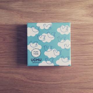 パッケージの可愛いお菓子