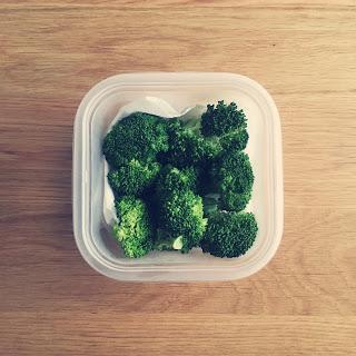 【常備菜】茹で(蒸し)ブロッコリーを長く保存させるコツ。