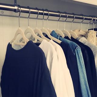 家族の片付けを手伝いながら気づいた、服を減らすメリット。