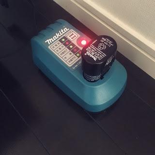 マキタ 掃除機 充電器