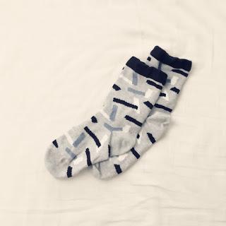 【秋のワードローブ】今年の靴下を選ぶ楽しみ。