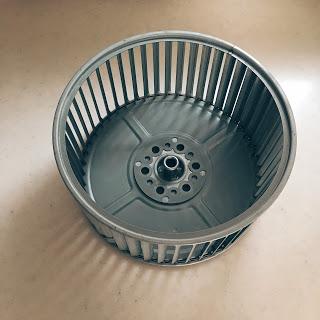 換気扇・レンジフードの掃除は中掃除で簡単に。
