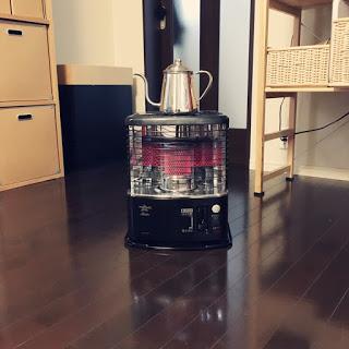 灯油とコーヒーの香りで蘇ってきた、冬の思い出。