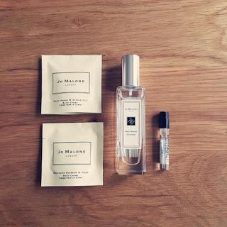 ジョーマローン 香水 試供品