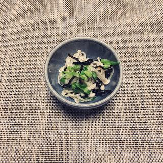 【常備菜】春キャベツとえのきでお惣菜2品。