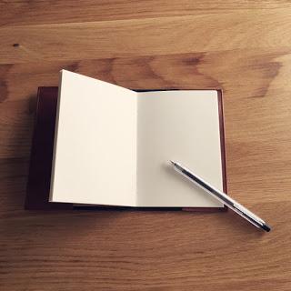 私の手帳術、書くことは掃除すること。
