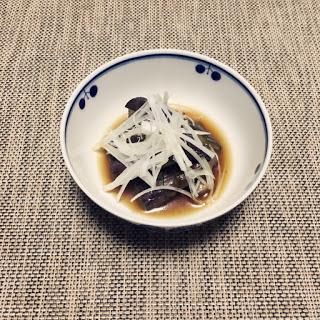 【常備菜】一手間で美味しい茄子の煮浸し。
