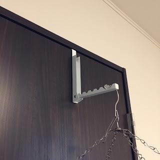 【ドアハンガー】狭い部屋でも部屋干しを快適にするコツ