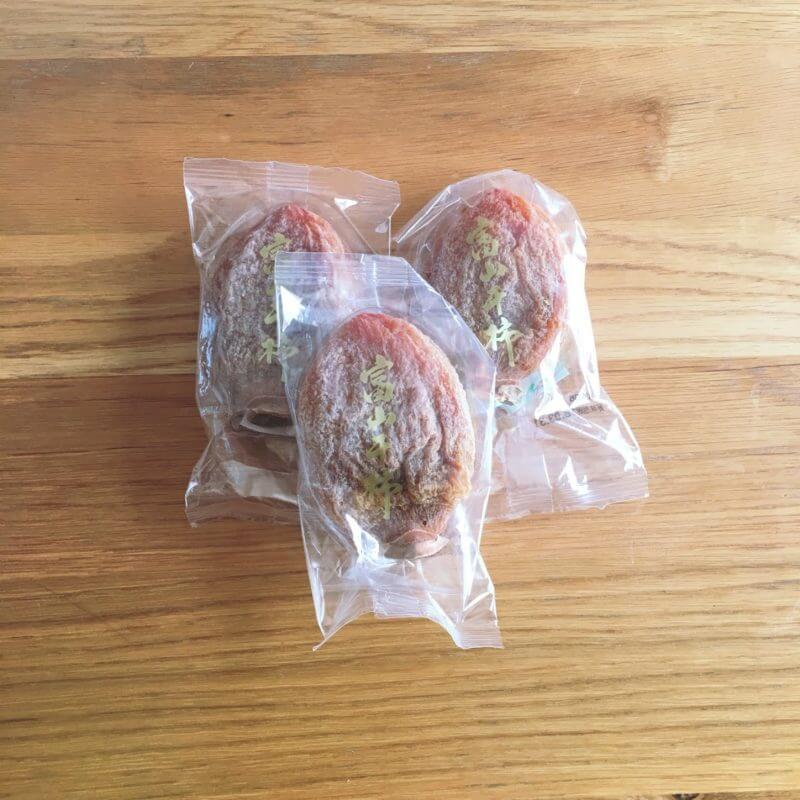 富山干し柿