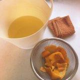 みかんの皮でオレンジ洗剤を作る【キッチンの油汚れに】