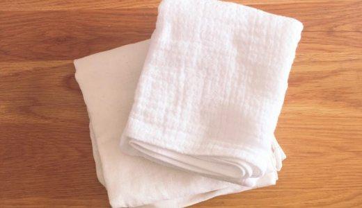 【バスタオルはリネンとガーゼで】洗濯物の冬の乾きにくさから解放。