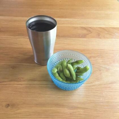妊婦 枝豆