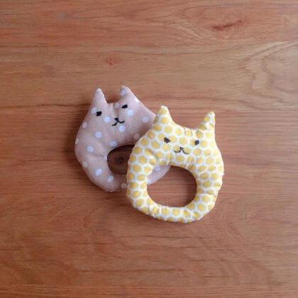 にぎにぎ 作り方 猫
