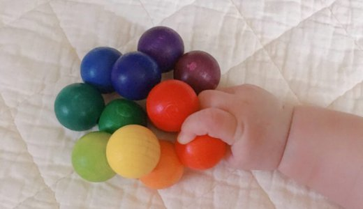クーゲルン、子供も大人も楽しめる見た目も美しいおもちゃ。