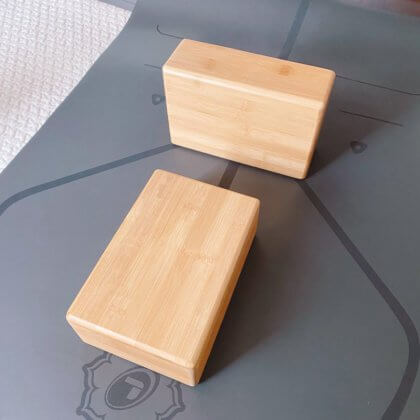 ヨガブロック 木製